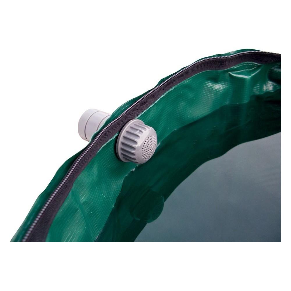 Cuerda de Rafia verde bobina OUTLET
